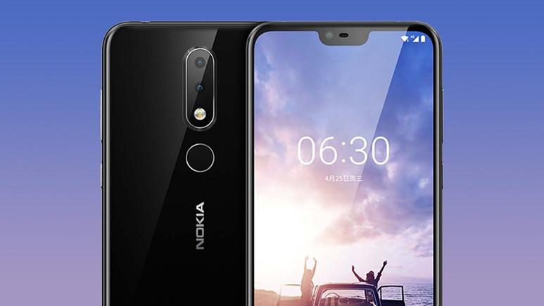 Nokia X7 kendisini gösterdi!
