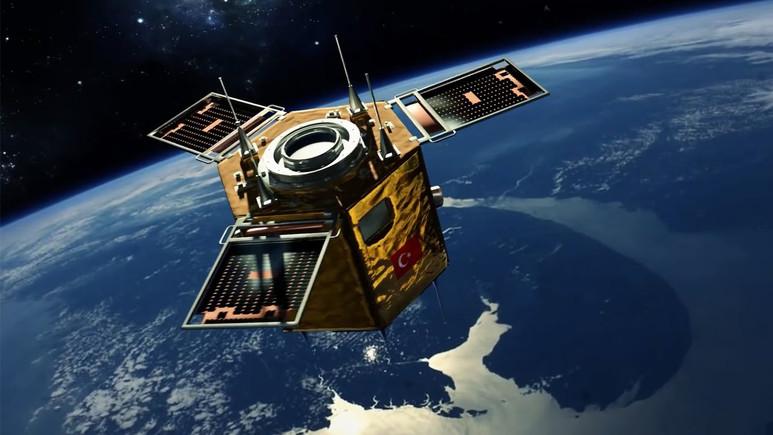 İlk milli mikro uydumuz hazır!
