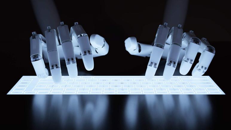 Türkiye'de bir ilk! Robot işçi alındı
