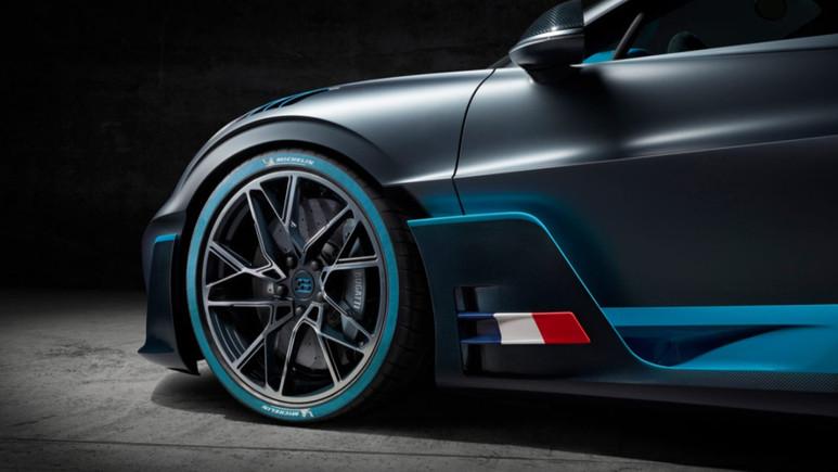 İşte karşınızda Bugatti Divo!