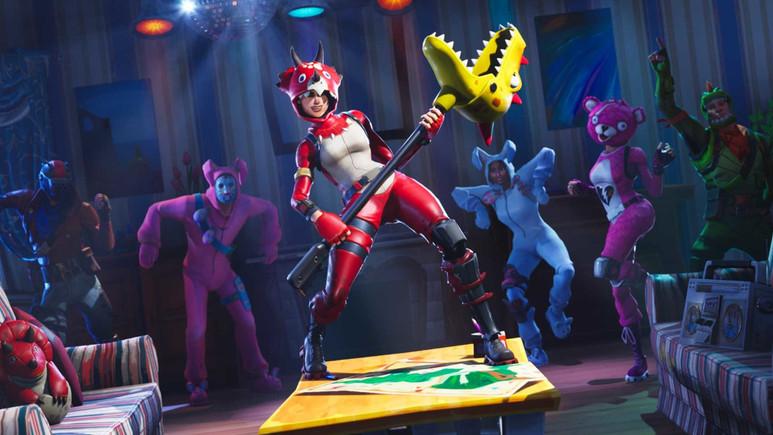 Fortnite için dans kursları açıldı!