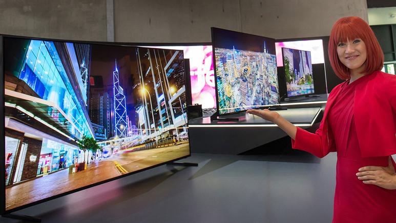Yeni dönem başlıyor: Samsung 8K televizyonlar geliyor!
