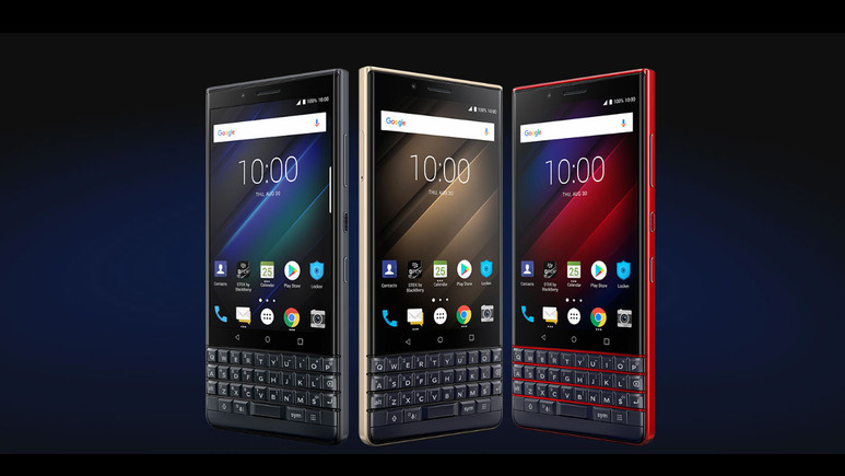 IFA 2018'de BlackBerry Key2 LE sürprizi