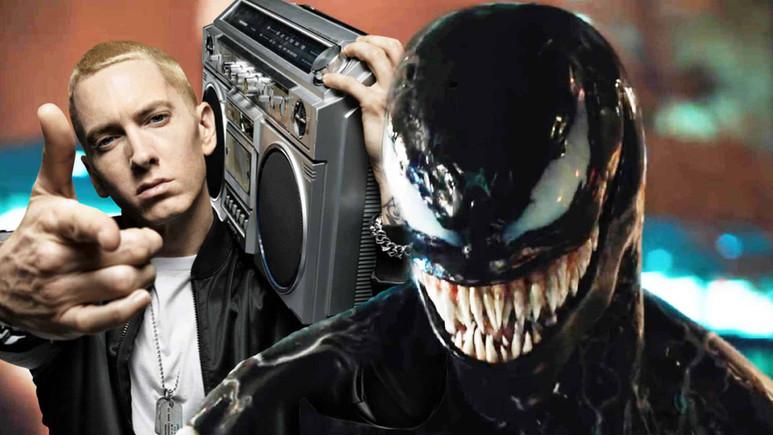 Eminem'den Venom filmine özel şarkı!
