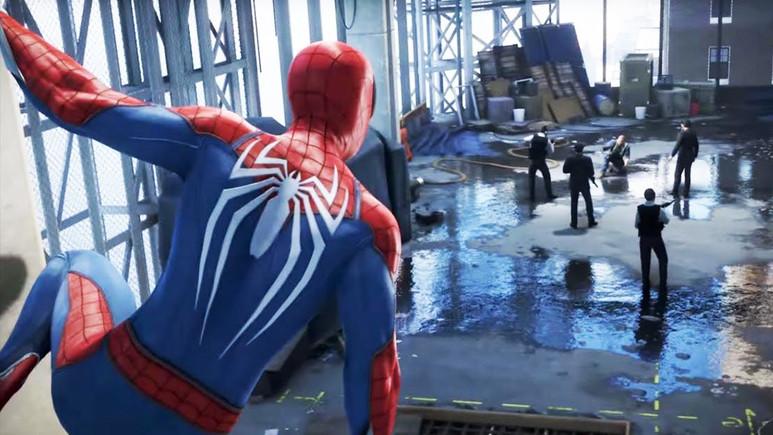 Marvel's Spider-Man'de Black Cat yüzünü gösterdi!