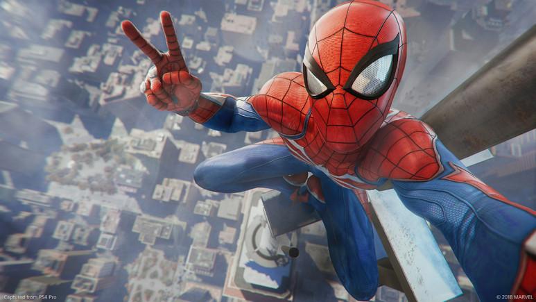 Ödüllü Spider-Man yarışması başladı!