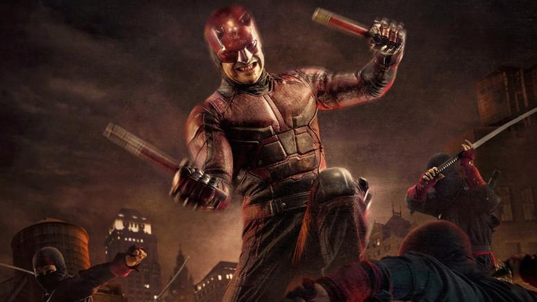 Daredevil'in üçüncü sezonundan nefes kesen fragman!