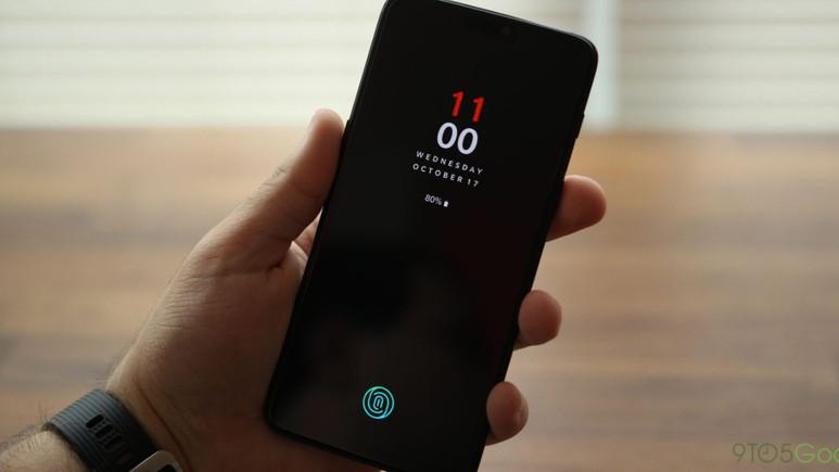OnePlus 6T görüntüleri sızdırıldı!