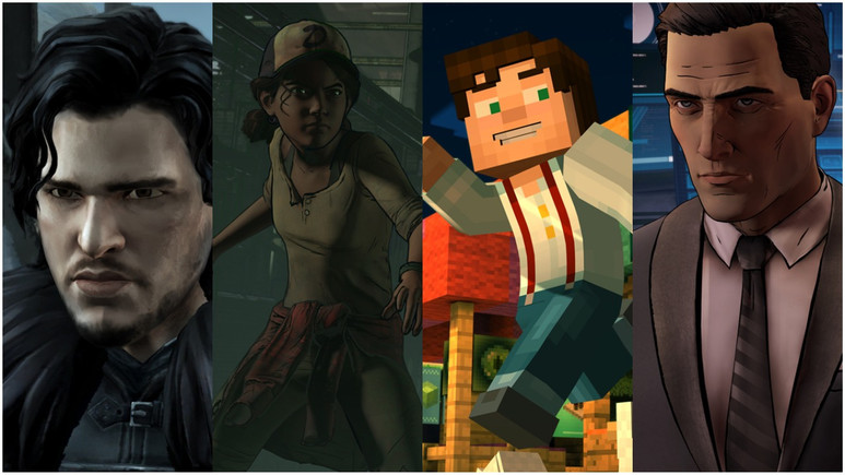 Telltale Games kepenkleri indiriyor!