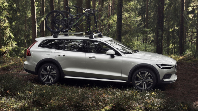 Volvo V60 Cross Country konforu hissettirecek!