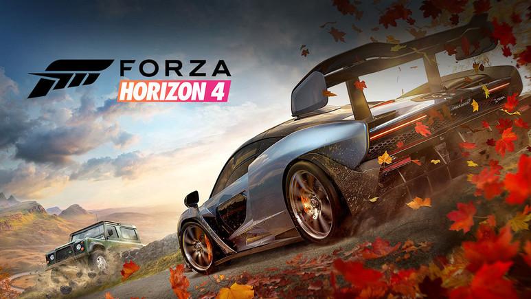 Forza Horizon 4'ü Microsoft'a sorduk! (Video)