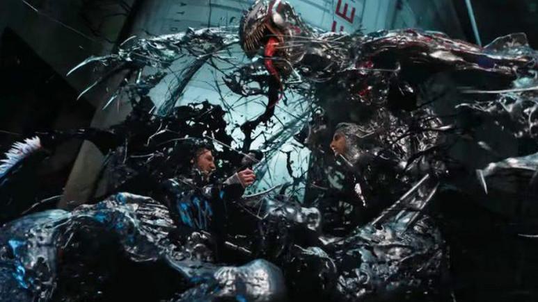 Venom'dan aksiyon dolu sahne paylaşıldı!