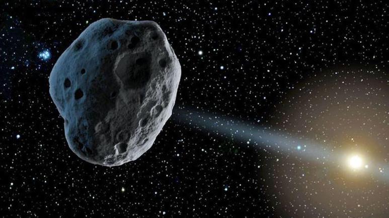 Yeni bir asteroid tehlikesi gündemde!