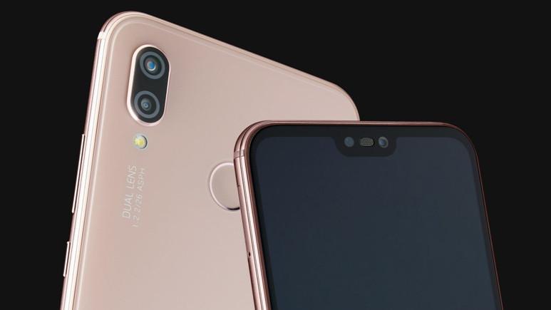 Huawei Y9 dört kamerası ile göz boyuyor!