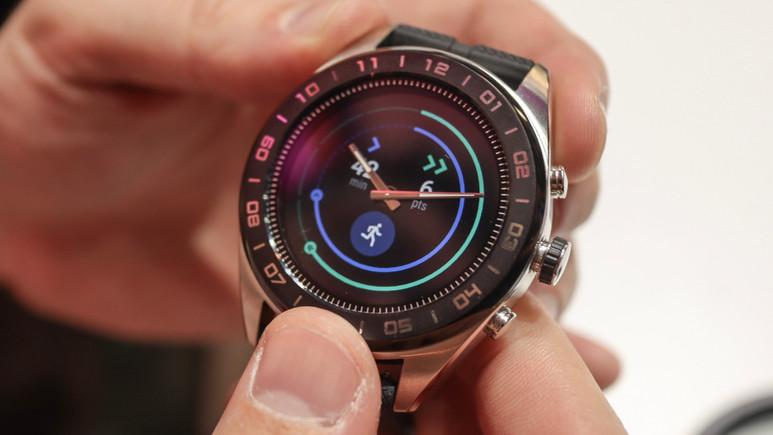 LG Watch W7 tanıtıldı!