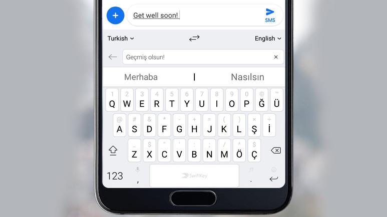 SwiftKey klavyesine anlık çeviri desteği geldi