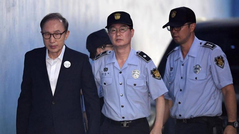 Samsung'dan rüşvet alan lidere hapis cezası!