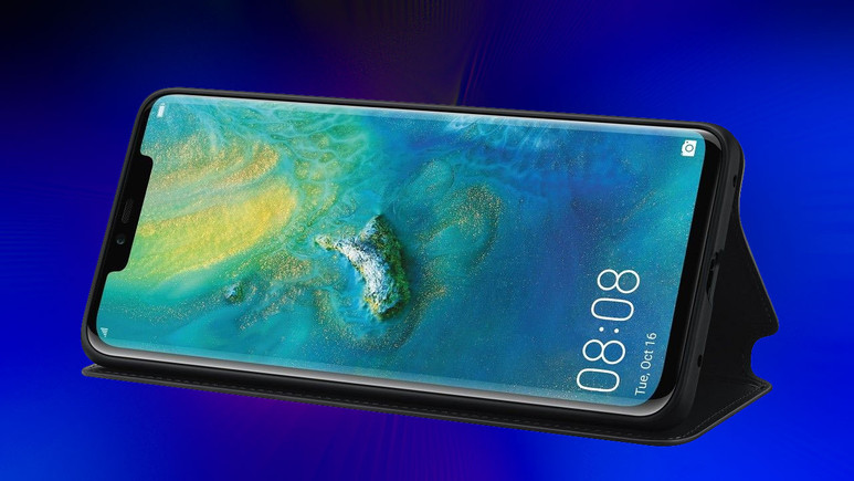 İşte Huawei Mate 20 Pro ve özellikleri!