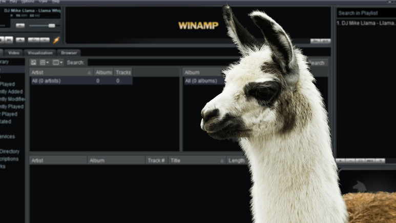 Winamp 5.8 kullanıma sunuldu! Hemen yükle!