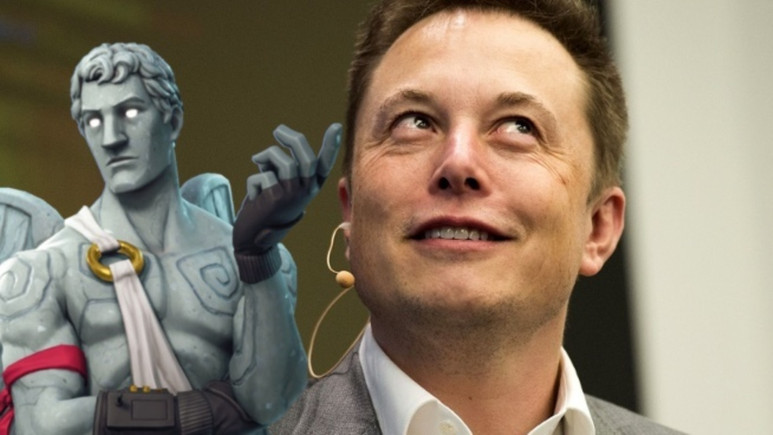 Elon Musk'ın yeni hedefi: Fortnite!