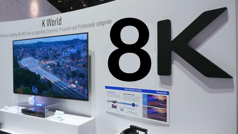 Türksat üzerinden Ultra HD 8K yayın başladı