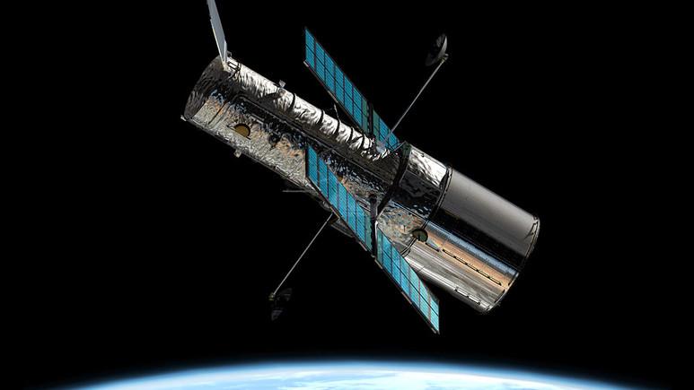 Hubble yeniden çalışmaya başladı