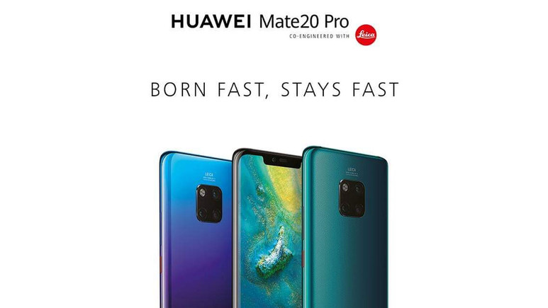 Huawei'den Apple ve Samsung'a gönderme
