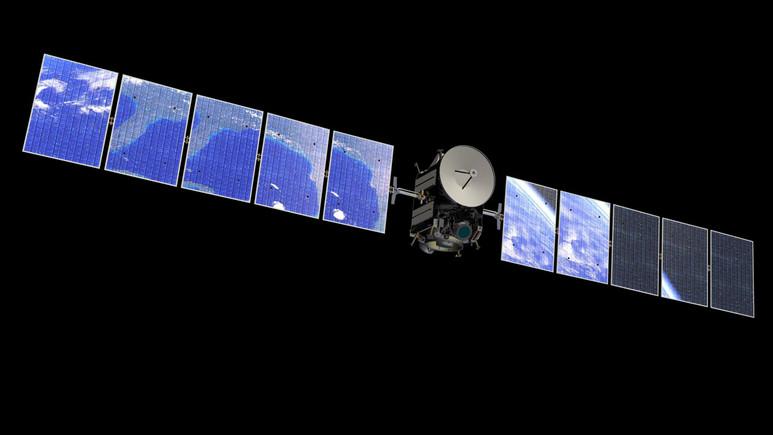 Uzay aracı Dawn ile iletişim kesildi