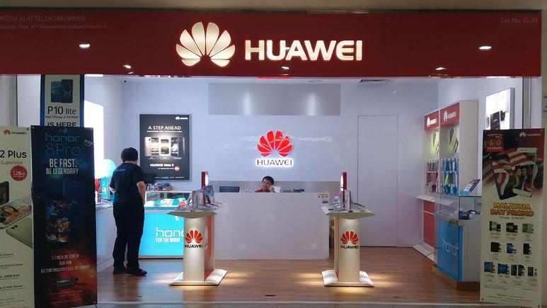 Huawei İstanbul'daki ilk mağazasını İstinye Park'ta açıyor