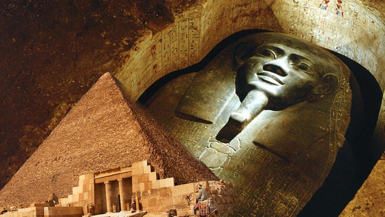 Mısır piramitlerinin sırrı çözülüyor!