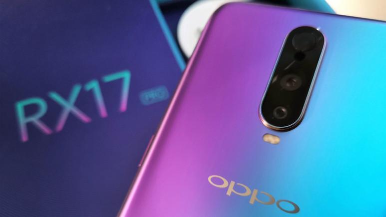 Oppo RX17 Pro ve RX17 Neo tanıtıldı!