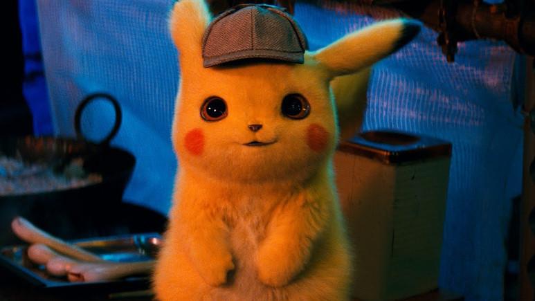 Pokemon Detective Pikachu'dan ilk fragman geldi!