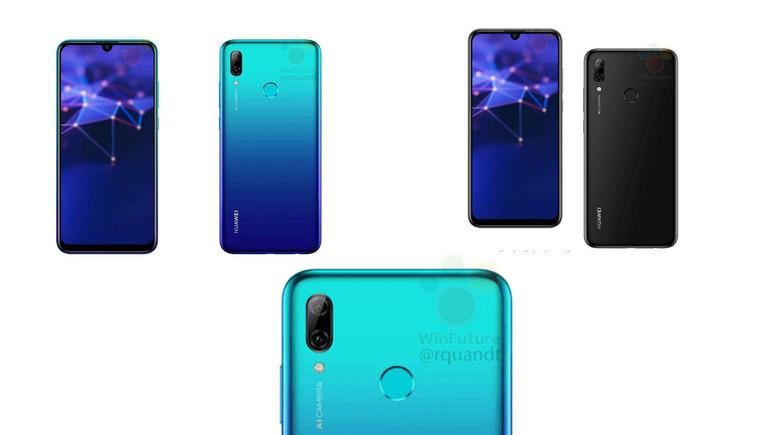 Huawei P Smart (2019) fotoğrafları sızdı