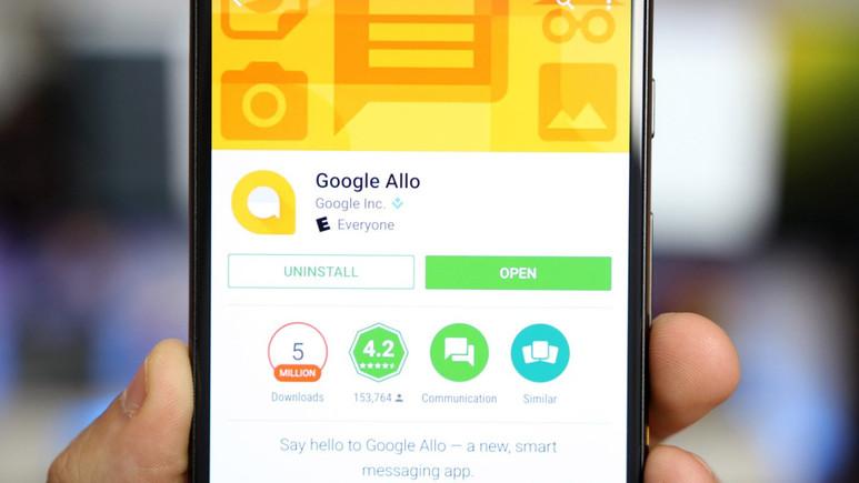Google Allo kepenk kapatıyor!