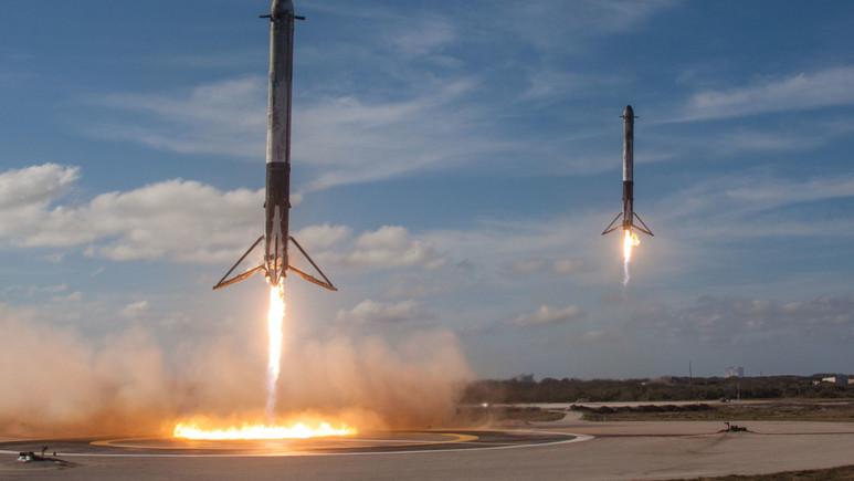 SpaceX'ten uzay istasyonuna Noel hediyesi!