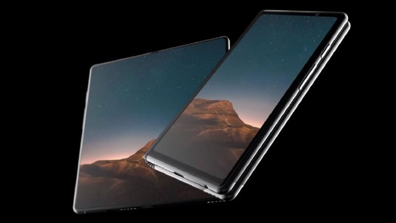 Samsung Galaxy Fold devasa pil ile gelecek