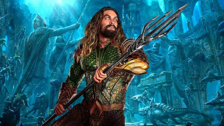 Aquaman dalgası ABD gişesini zirveden vurdu!