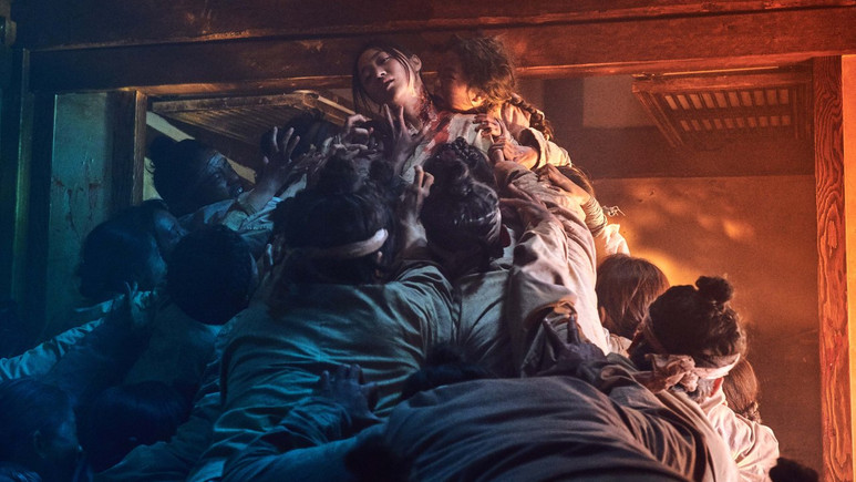 Netflix'in zombi dizisi Kingdom'dan yeni fragman!