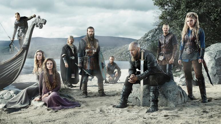 Vikings dizisinin yayın hayatı bitiyor!