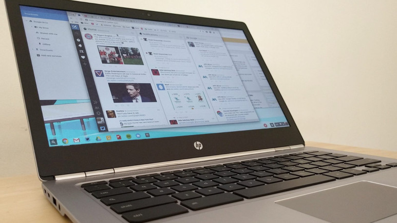 HP ve Acer'den Chromebook serisi!
