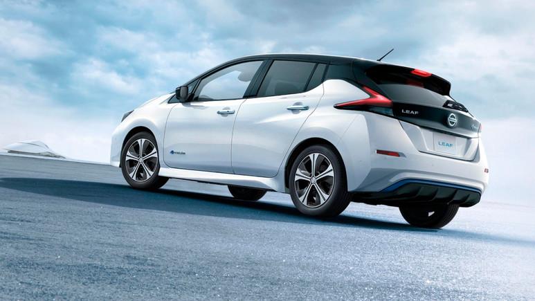 Nissan yeni elektrikli otomobilini görücüye çıkardı!