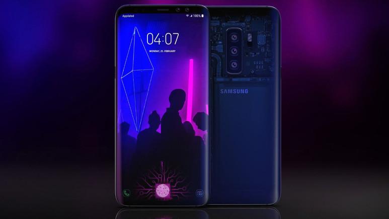 Samsung'un Galaxy S10 paylaşımı heyecanlandırdı!