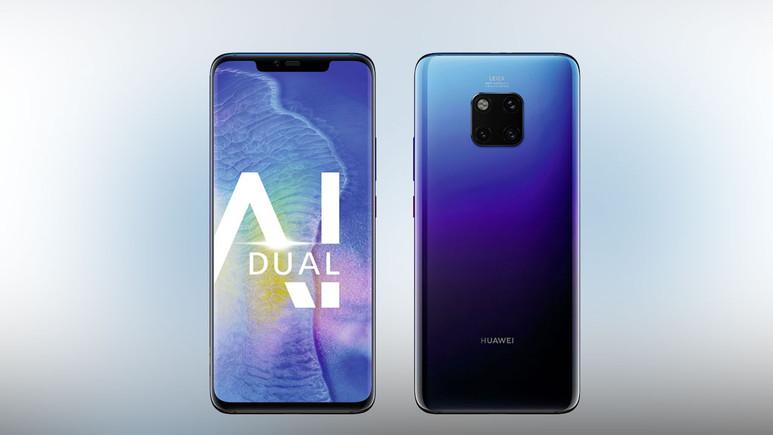 Huawei Mate 20 Pro DxOMark sonucu açıklandı