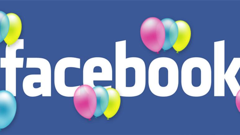 Facebook App Center Türkiye'de!