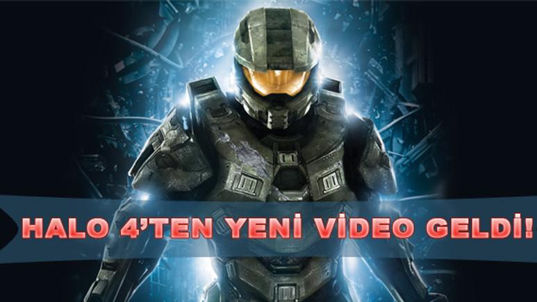 Halo 4'ten yeni video geldi