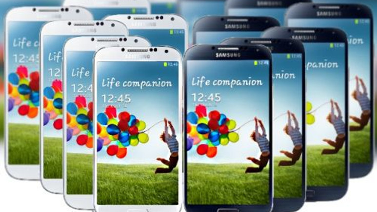 Her cebe Galaxy S4 girecek