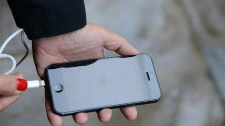 iPhone yine can aldı!