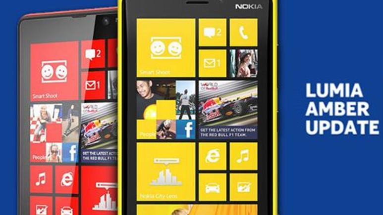 Nokia Amber güncellemesi yayınlandı