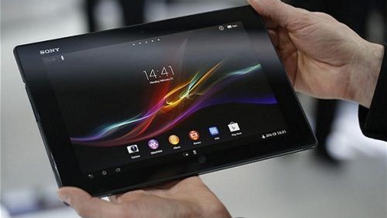 Xperia Tablet Z için Android 4.2.2 güncellemesi başladı