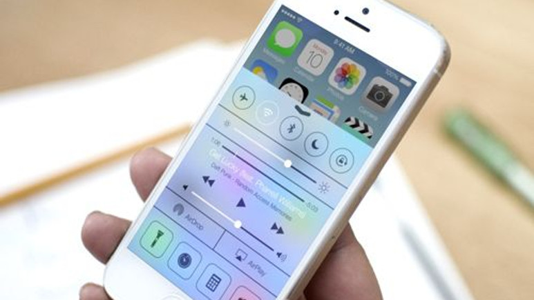 iOS 7'den beklenmeyen bir sürpriz!